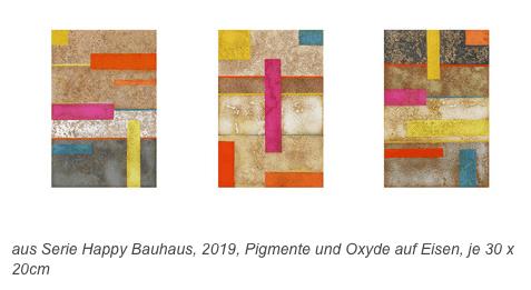 Beatriz von Eiblitz - Happy Bauhaus - Foto Kunsthaus Fischer