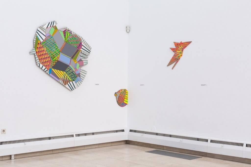 Caro Kreusch Ausstellungsansicht