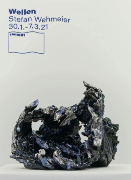 Wellen - Titelbild ausstellungsflyer 2021