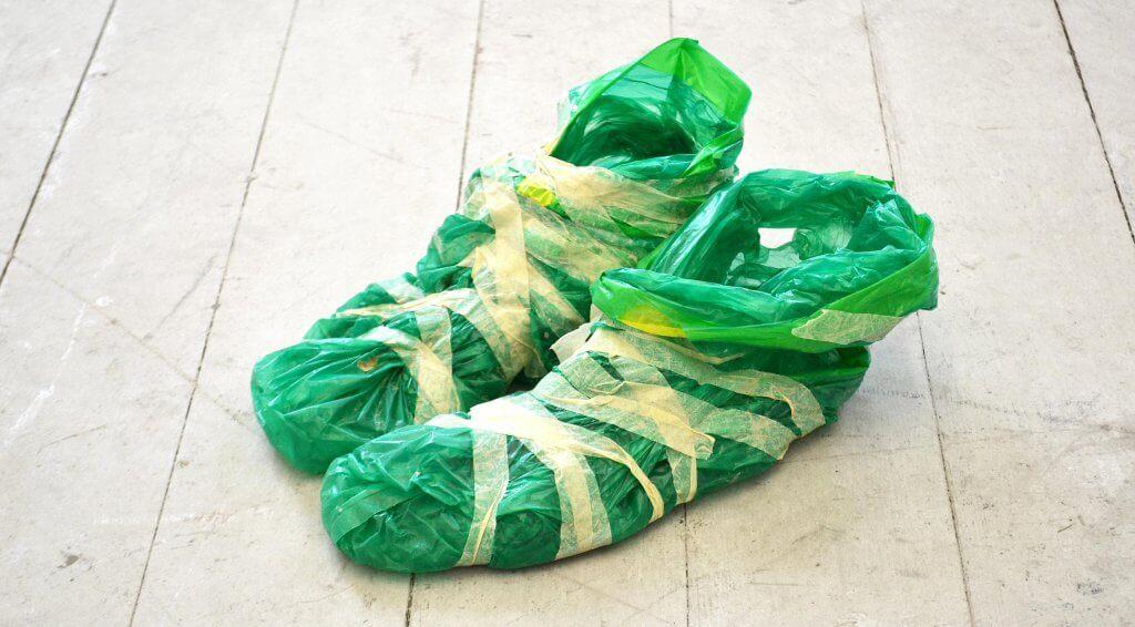 "MAX WENCELIDES: ""shoes"""